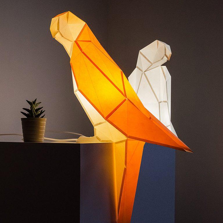 owl-paper-lamps-diy-parrot-paperlamp-lantern