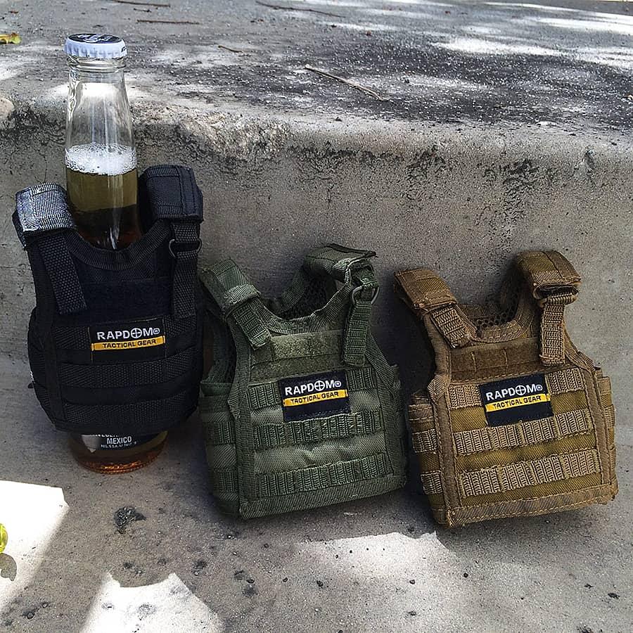 Tactical booze.