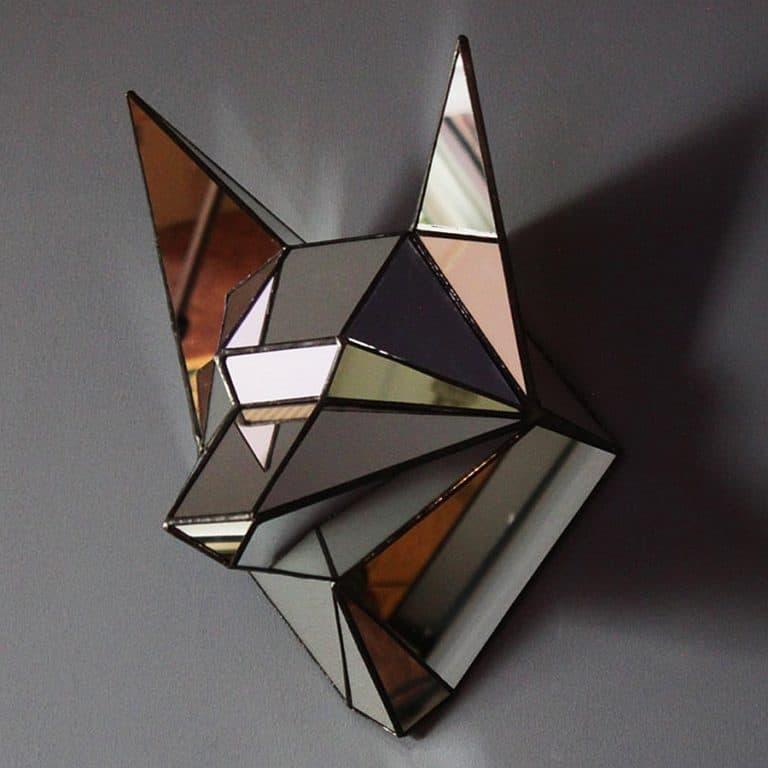 roslynka-polygonal-mirror-wolf-lead-free-solder