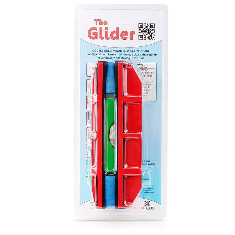 Tyroler The Glider Magnetic Window Cleaner Noveltystreet