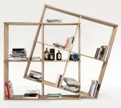 Not just another ordinary shelf.