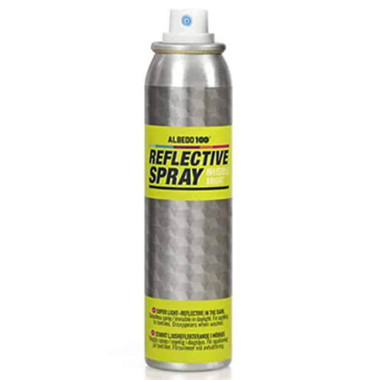 Albedo 100 Reflective Spray Invisible Bright Temporary