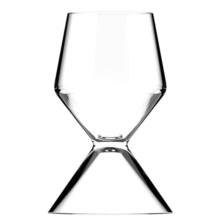 Asobu Vino Tini Wine and Martini Glass 100 Percent BPA Free