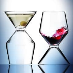 Martinis or wine?… Why not both?