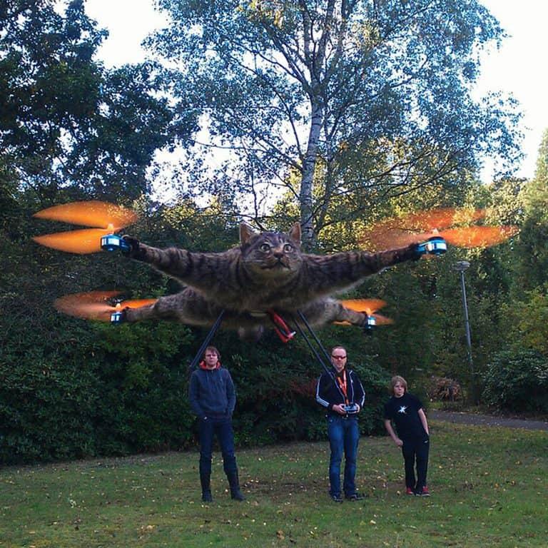 Bart Jansen Orvillecopter Gadget