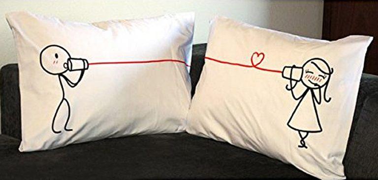 Bold Loft Say I Love You Couples Pillowcases Pillow Case