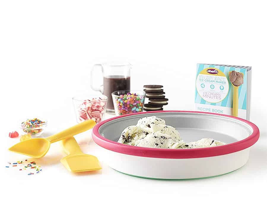 Chef'n Sweet Spot Ice Cream Maker Dessert