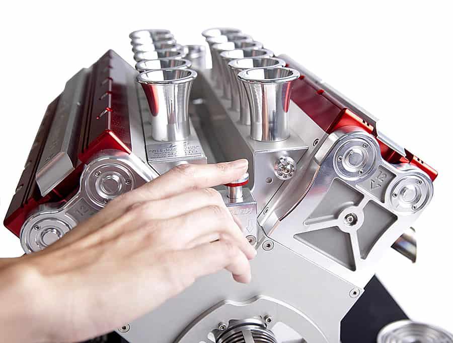 espresso-veloce-nero-carbonio-380-engine-replica