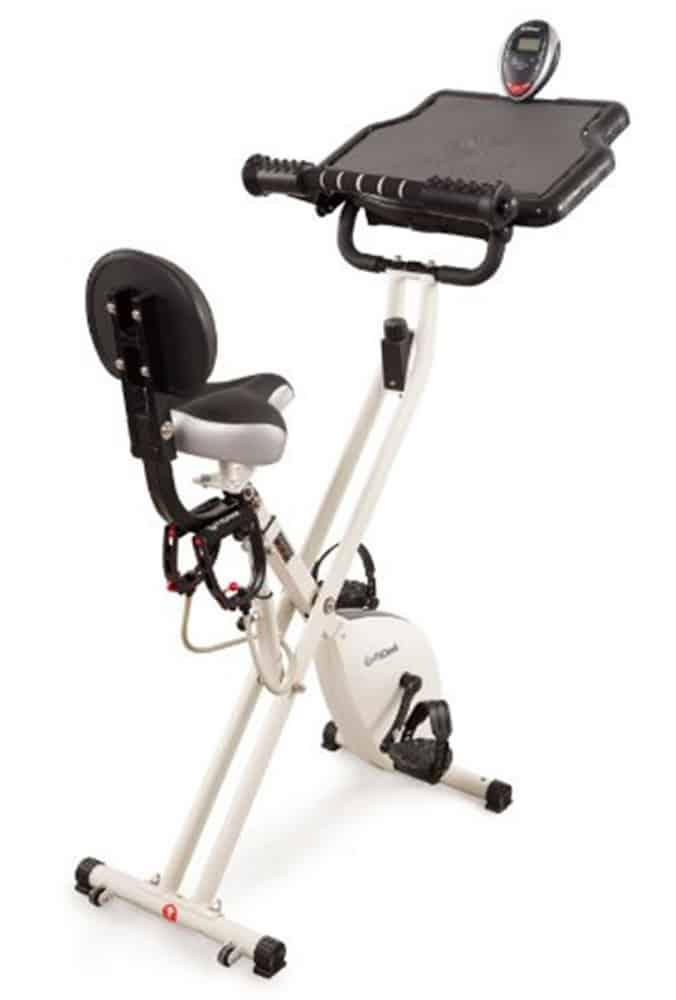 FitDesk 2.0 Desk Exercise Bike Fitness Product