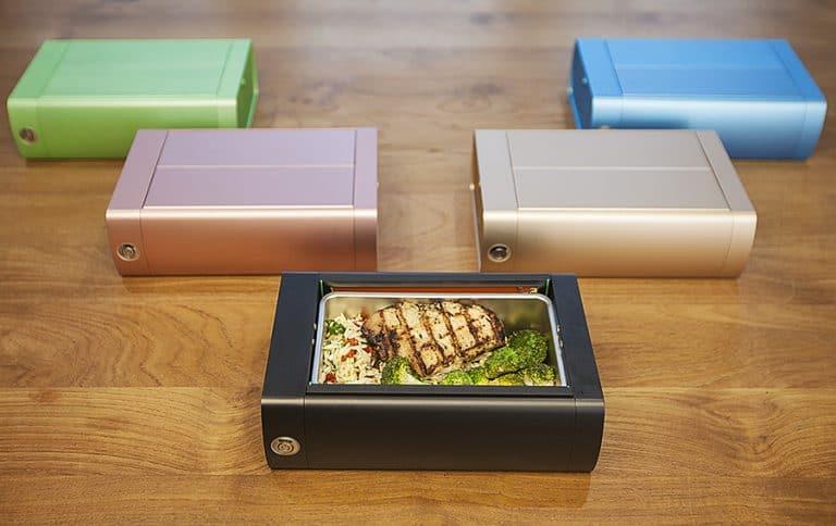 Heatsbox Heating Lunch Box Efficient Heating Process