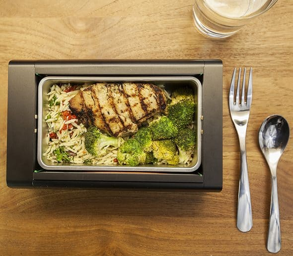 Heatsbox Heating Lunch Box Food Storage