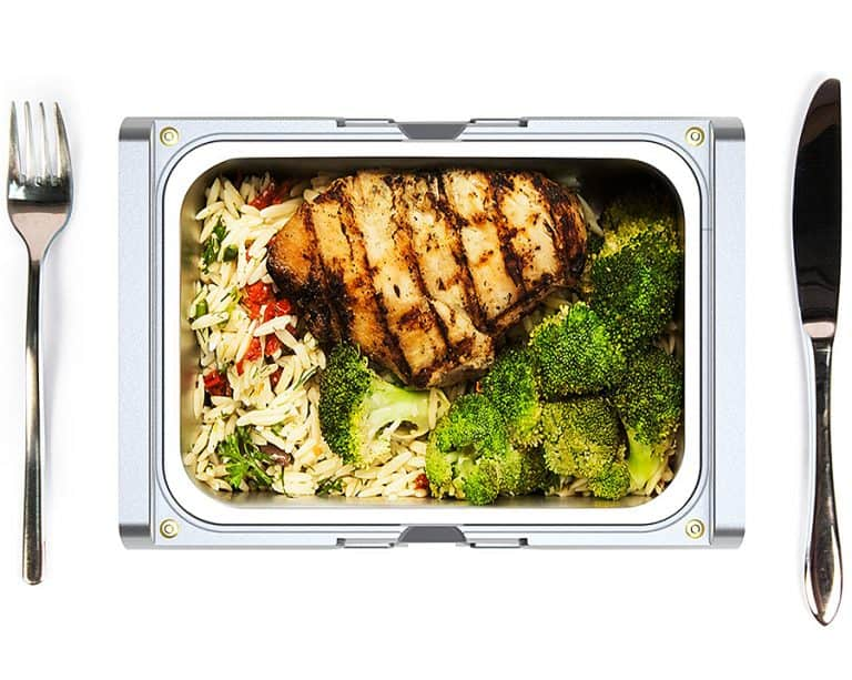 Heatsbox Heating Lunch Box Mealbox