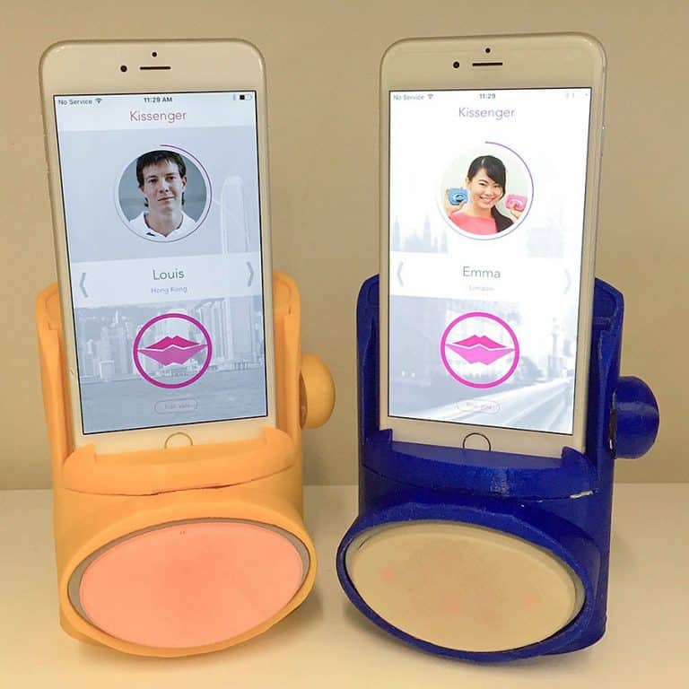 Kissenger Cellphone Accessory