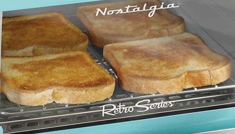 Nostalgia'50s-Style 3-In-1 Breakfast Station Toaster