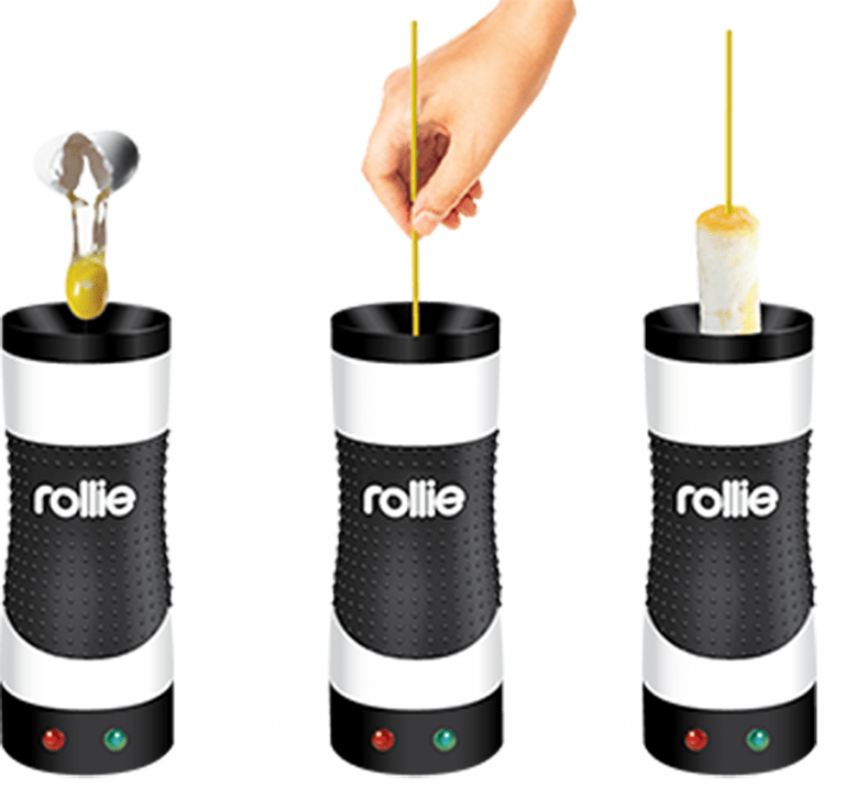 Rollie Automatic Electric Egg Cooker Easy Cooking