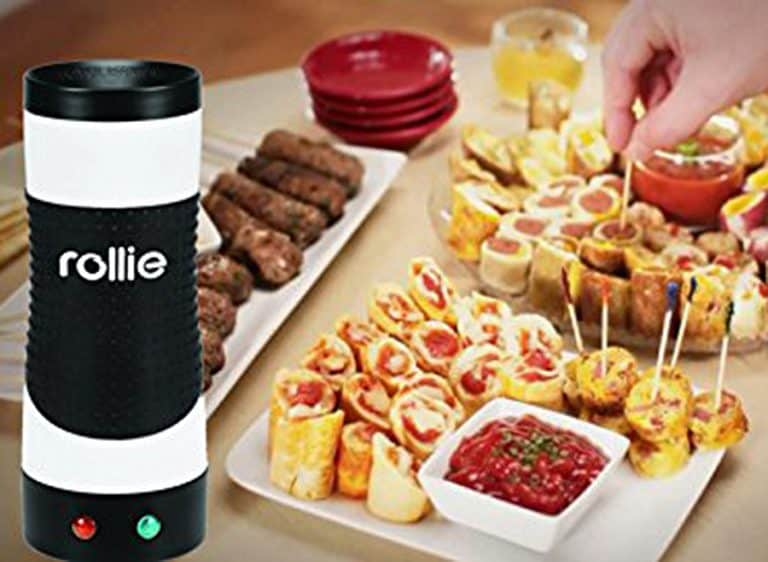 Rollie Automatic Electric Egg Cooker Kitchenware