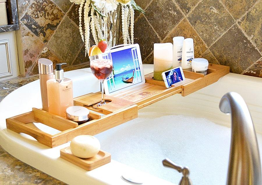 royal-craft-wood-luxury-bathtub-caddy-multifunction
