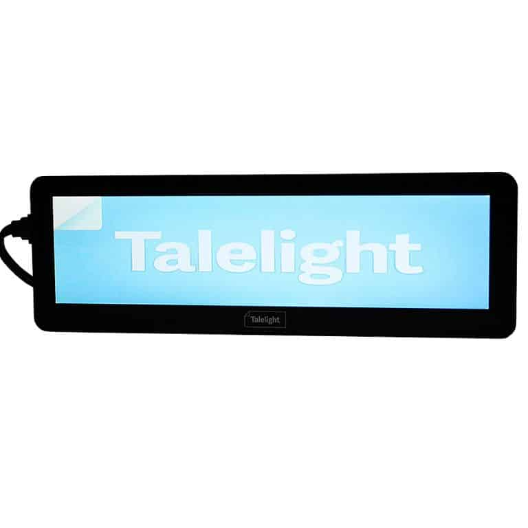 Talelight Electronic Bumper Sticker Add ons