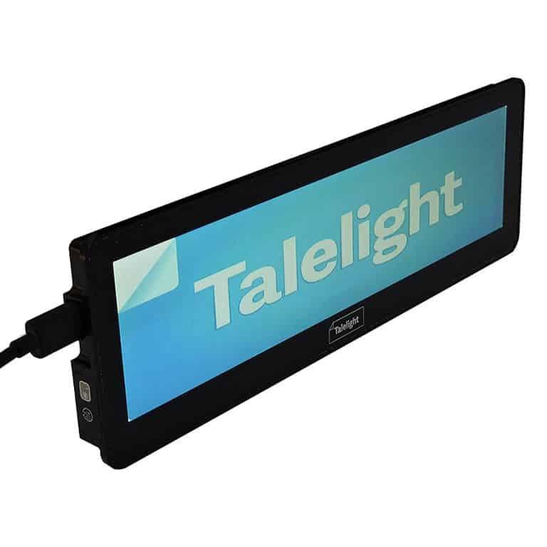 Talelight Electronic Bumper Sticker Rear Bumper Decals
