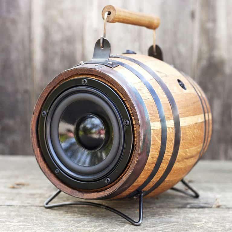 The Boom Barrel BoomCase Viking Barrel Mini Edition Vintage Barrel