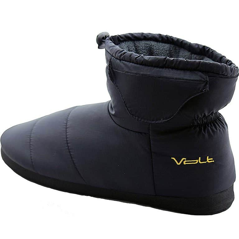 Volt Resistance Unisex Heated Slippers Drawstring Closure