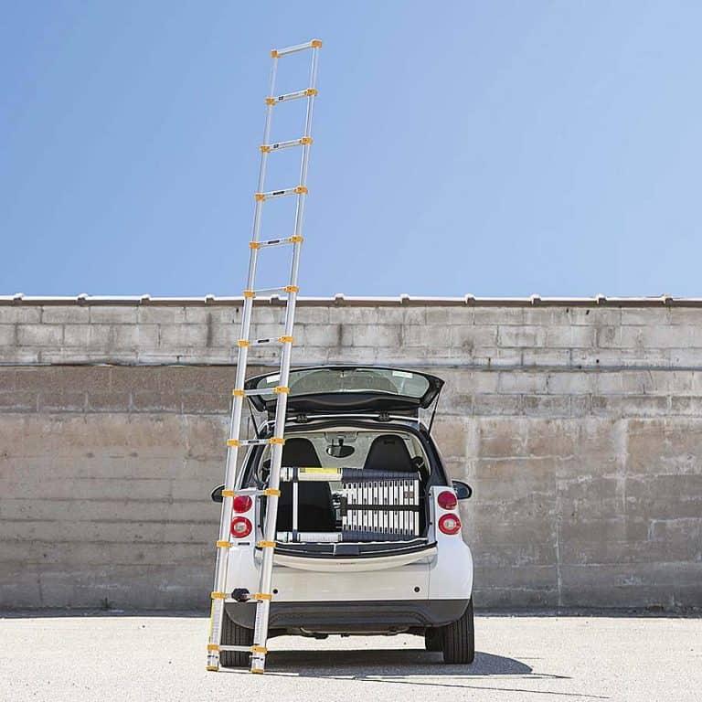 Xtend & Climb 785P Aluminum Telescoping Ladder Retractable