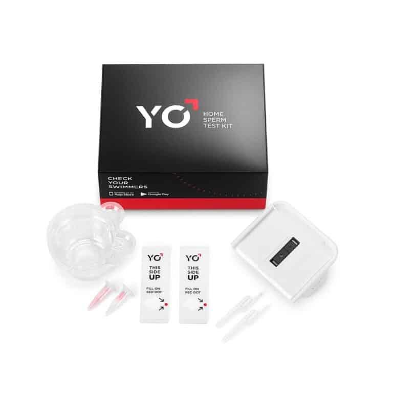 YO Sperm Test Kit Mobile Version