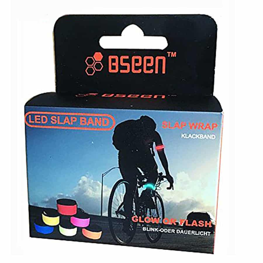 BSeen LED Slap Band One Size Fit All