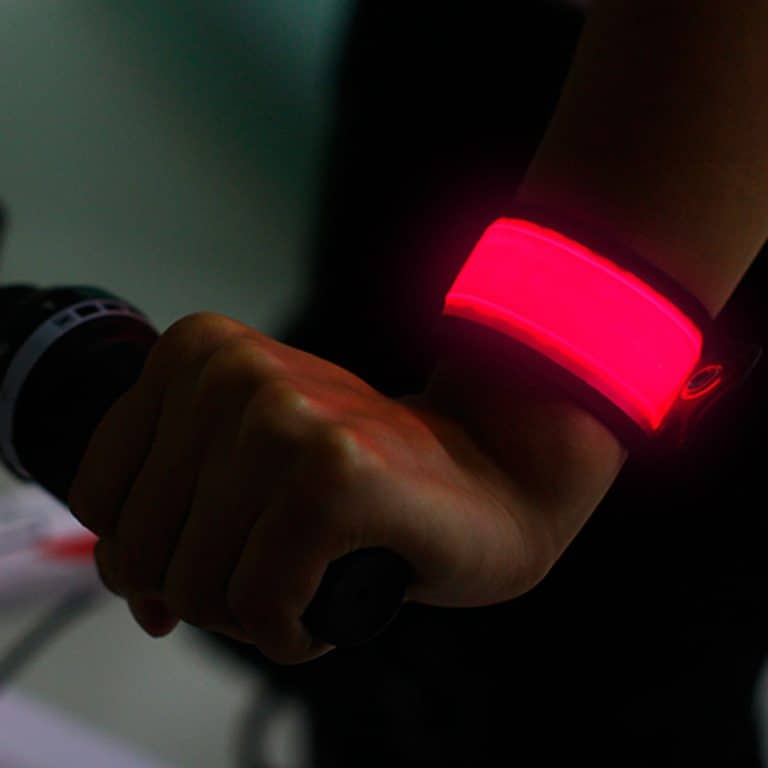 BSeen LED Slap Band Safety