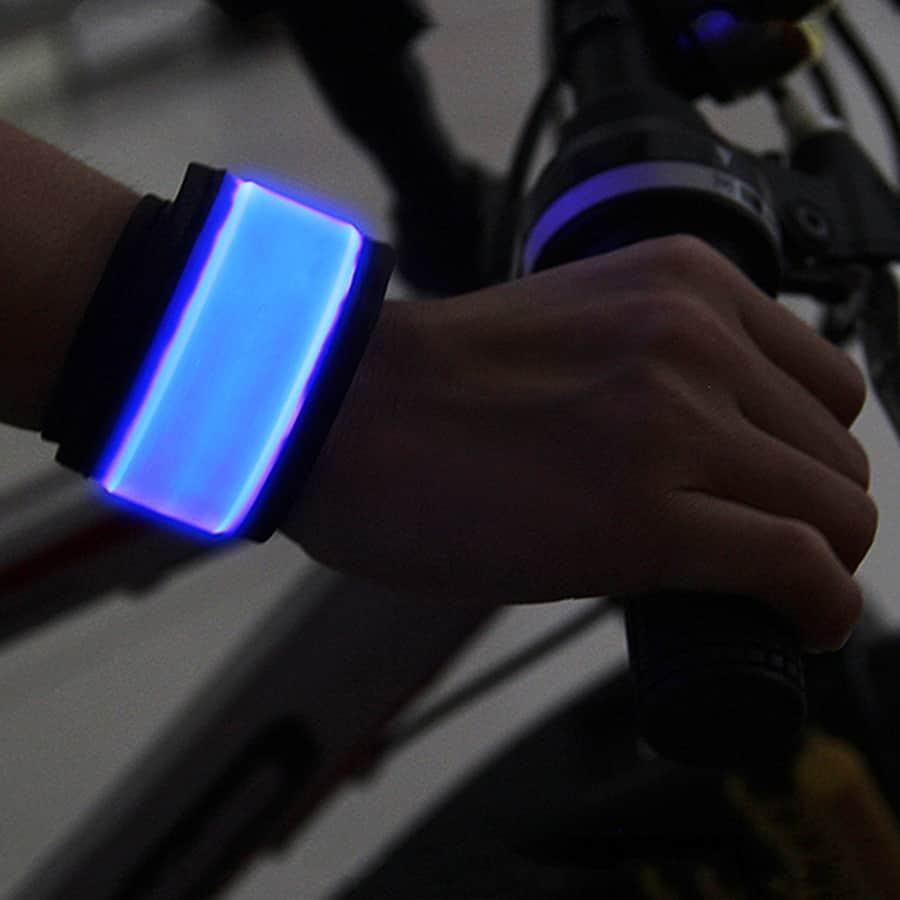 BSeen LED Slap Band Wrist Band