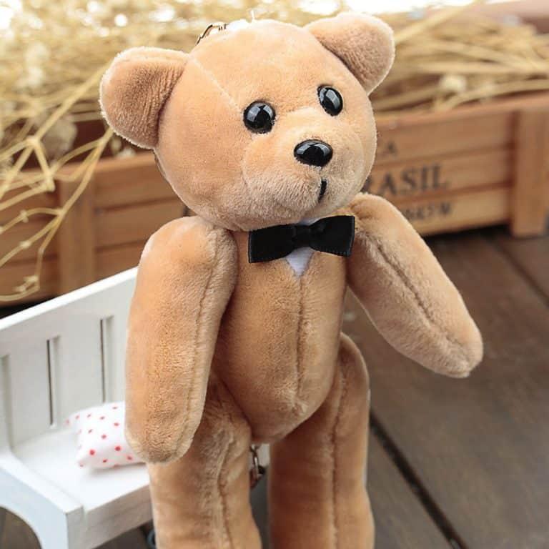 Bear Gentleman Personal Self Defense Alarm Security