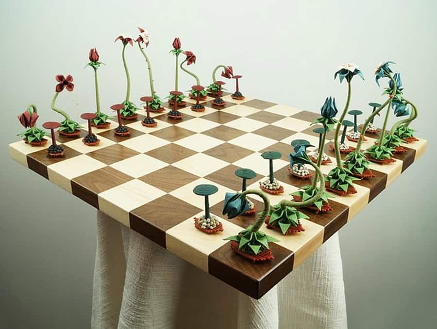 Origa-chess!