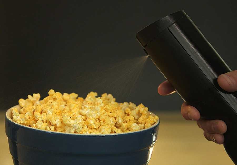 Tell your popcorn that things are about to get butter.