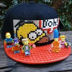 Lego meets cap.