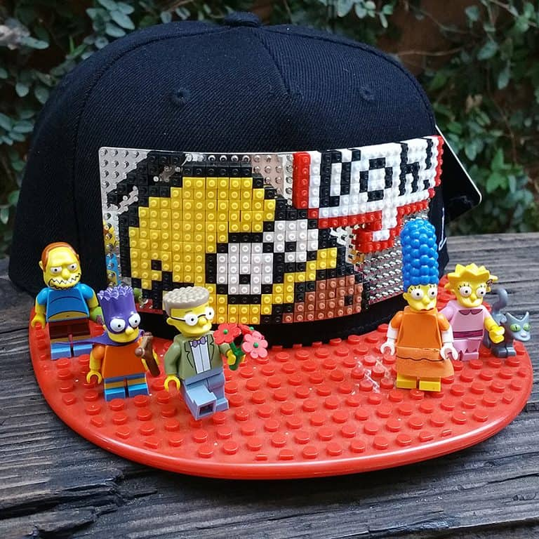 Brick Brick Gear Lego Snapback Baseball Cap Caps