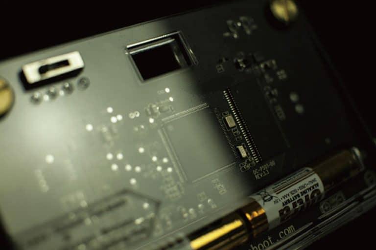 CROZ DIY Digital Camera Kit Novelty Item