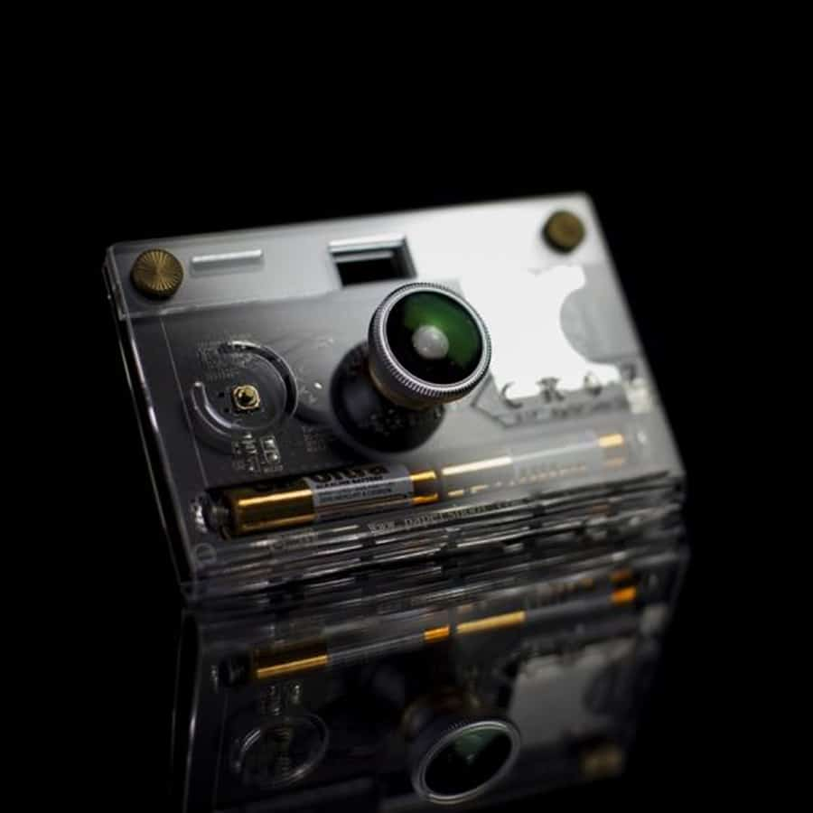 Build your own digital camera.