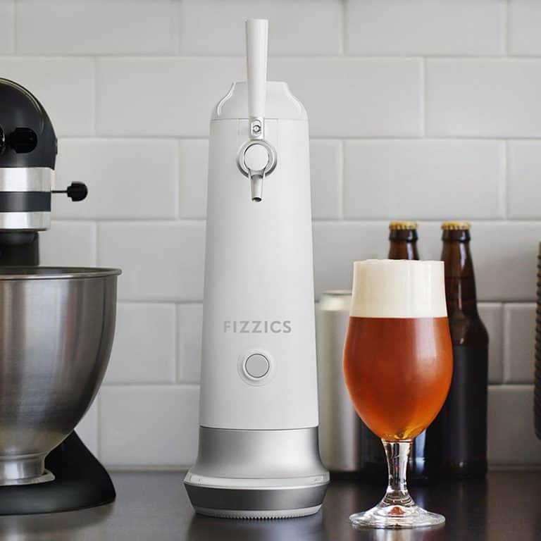 Fizzics Waytap Beer Dispenser Better Carbonation