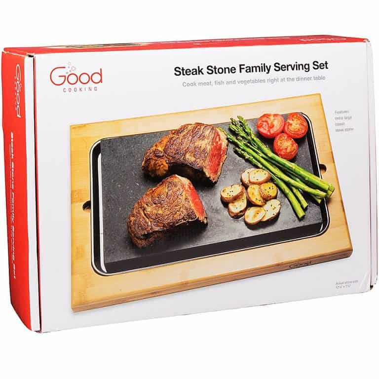 Good Cooking Tabletop Cooking Stone Basalt Stone