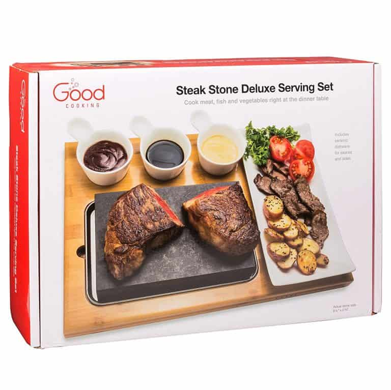 Good Cooking Tabletop Cooking Stone Box