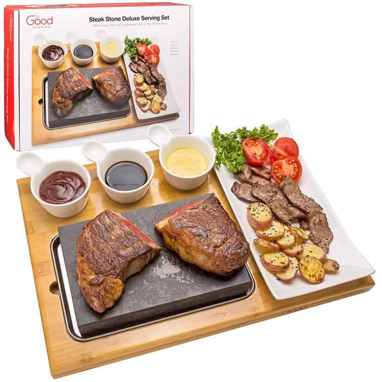 Good Cooking Tabletop Cooking Stone Cool Gift for Couples
