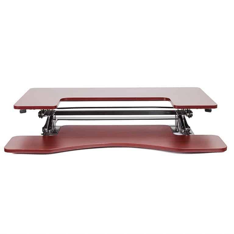 Halter ED-258 Elevating Desktop Desk Add ons