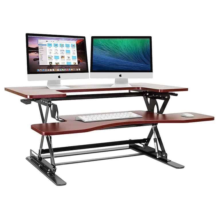 Halter ED-258 Elevating Desktop Office Supply