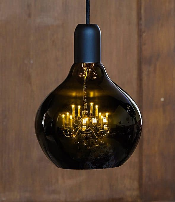King Edison Ghost Pendant Lamp Designer Drop Light