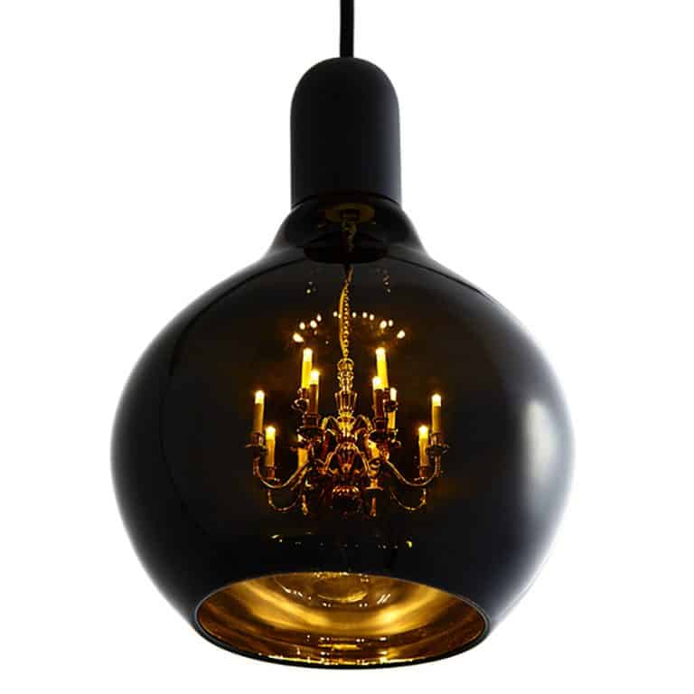 King Edison Ghost Pendant Lamp Home Decoration