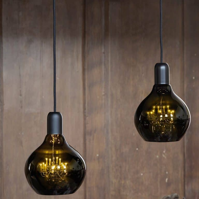 King Edison Ghost Pendant Lamp Lightings