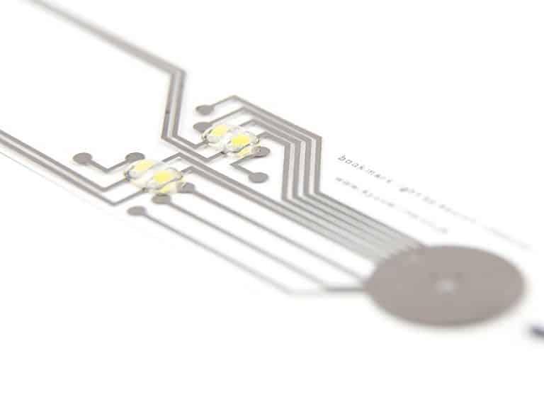 Kyouei Design Bookmark Light Illumination