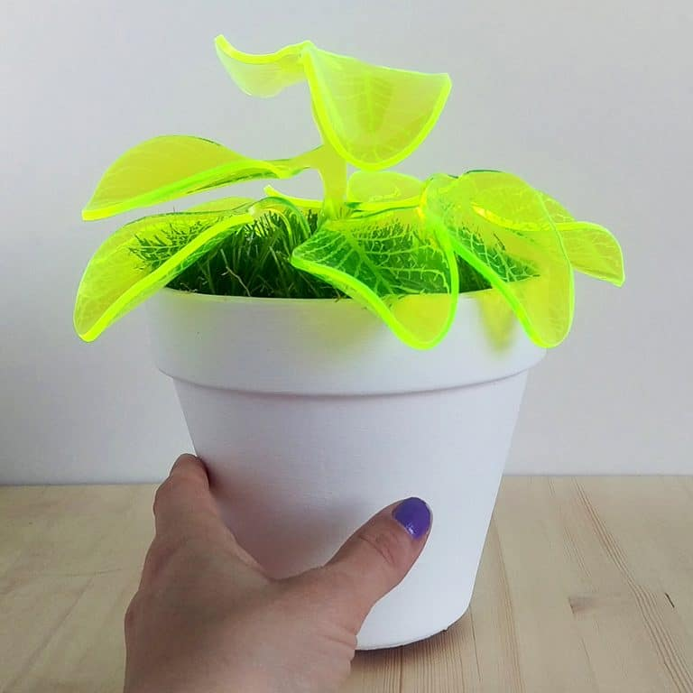 Mar De Fe Night Light Plant Lamp