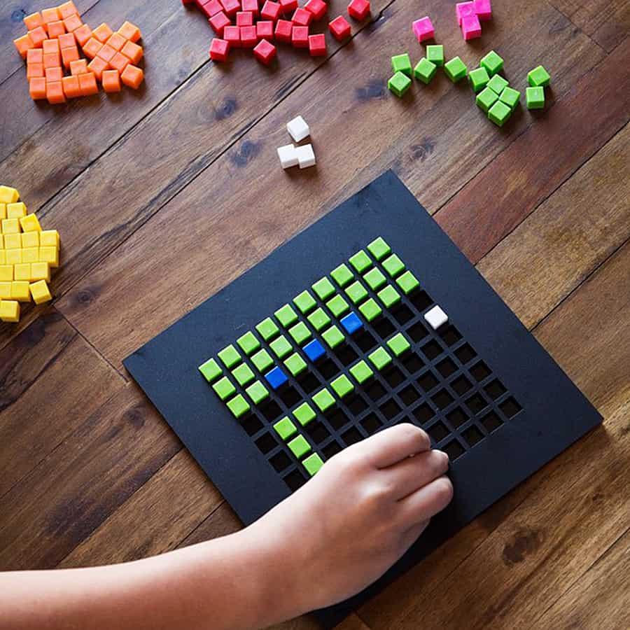 Mattel Bloxels Children Toy