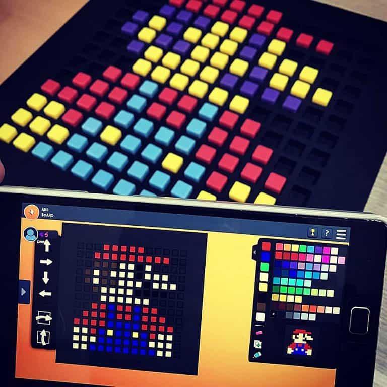 Mattel Bloxels Pixels